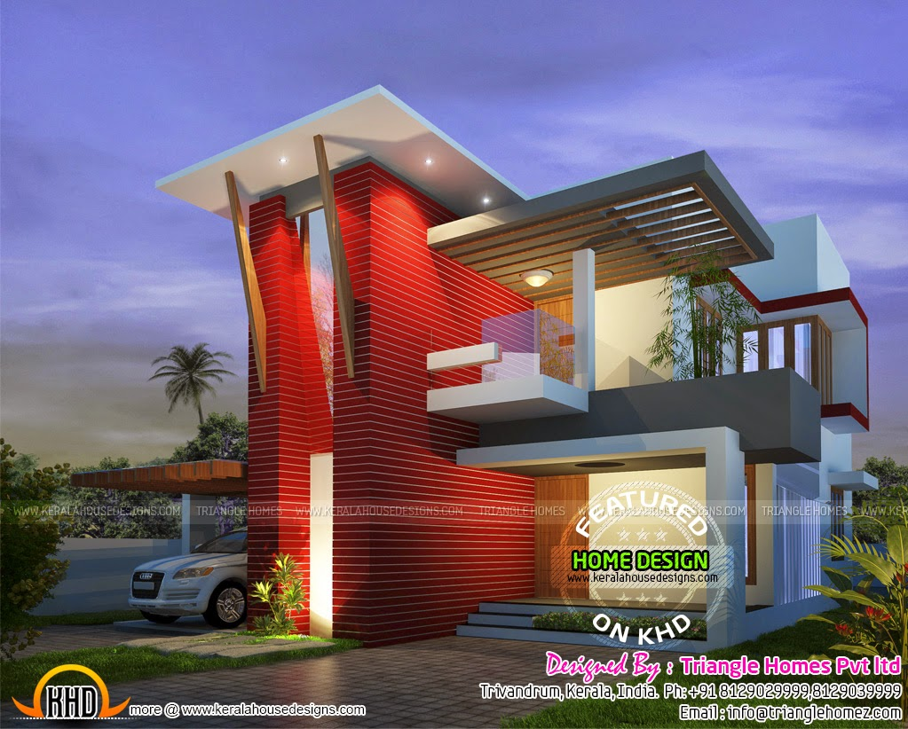 Superior ... March Kerala Home Design And Floor Plans Home Design Visualizer ... Part 21
