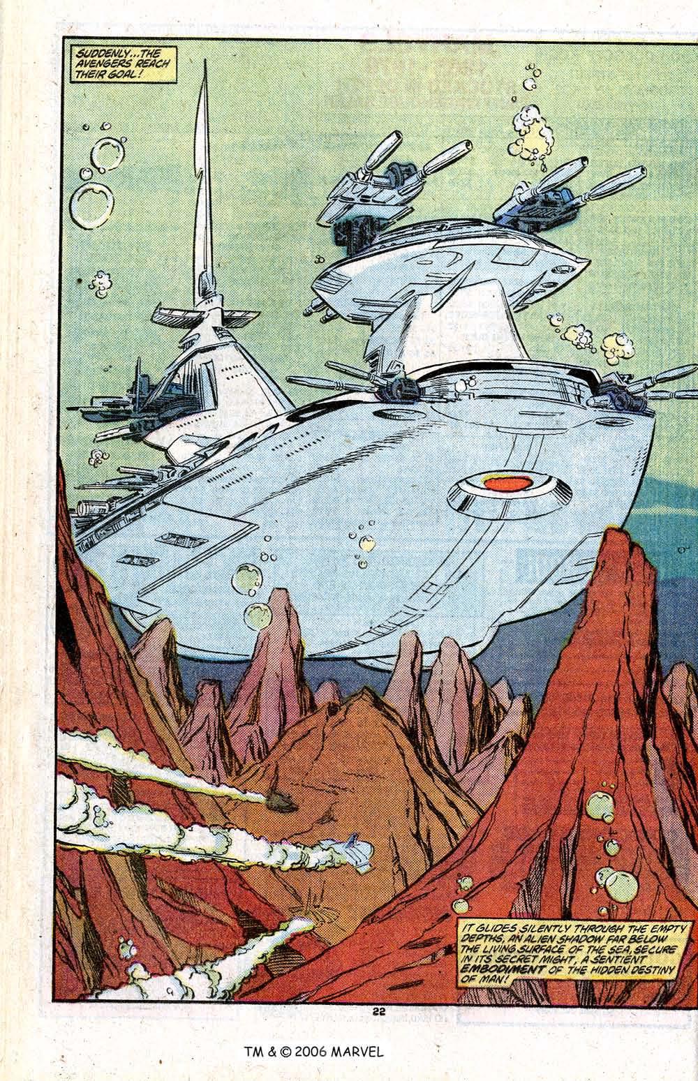 Captain America (1968) Issue #348c #280 - English 24