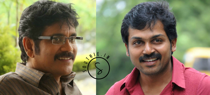 Will Nagarjuna and Karthi join the Sankranthi Race with NTR's Nannaku Prematho?