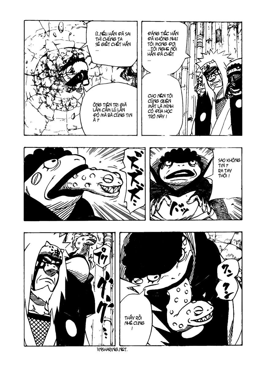 Naruto chap 376 Trang 5 - Mangak.info
