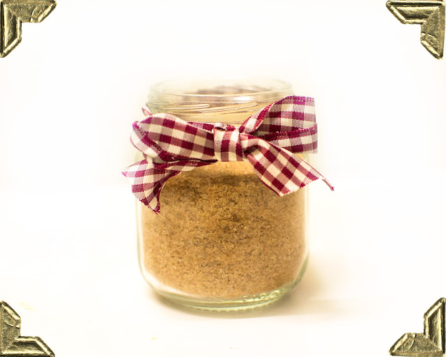 diy christmas bath salts tutorial