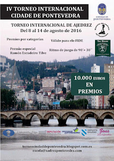 IV Torneo Internacional Ciudad de Pontevedra