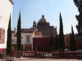 voyage mexique blog paysages san miguel allende colonial photo