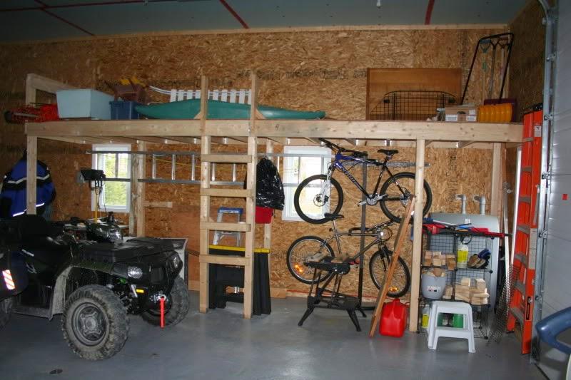 Toutchose - Rayonnage garage ...