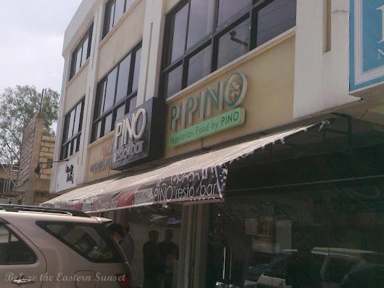 Maginhawa Street - Pino Resto Bar