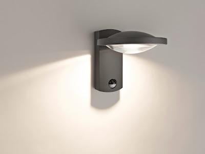 Ledino Sensörlü Tek Yönlü LED Duvar Lambası