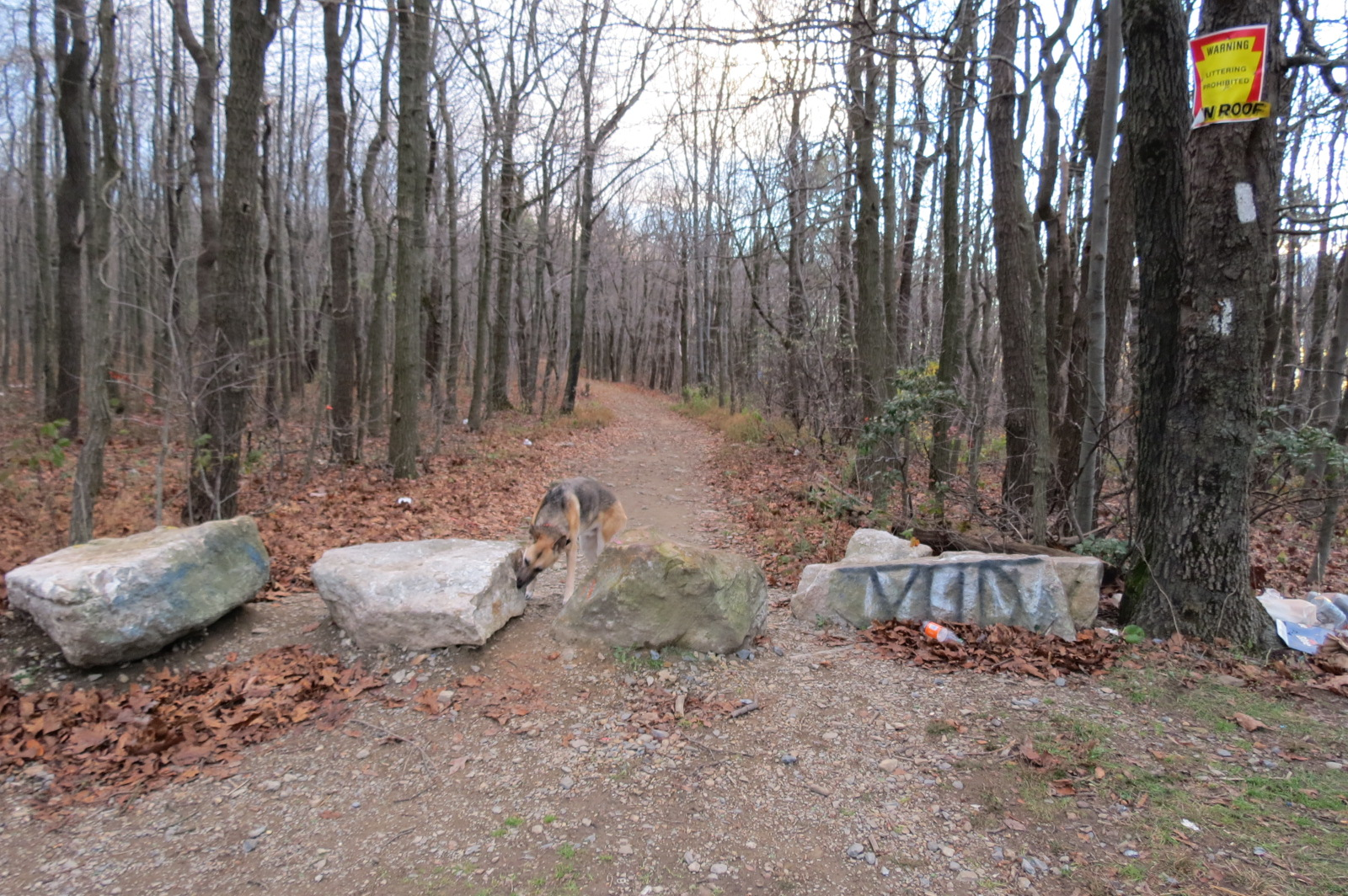Gone Hikin Appalachian Trail Pa Bake Oven Knob To