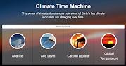 NASA: Παρατηρητήριο της κλιματικής αλλαγής