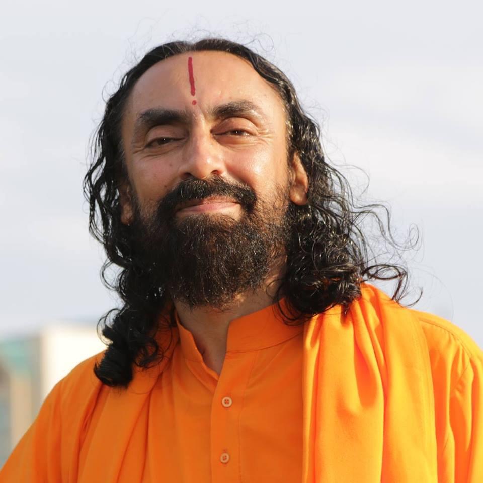 H.H. Swami Mukundanandaji