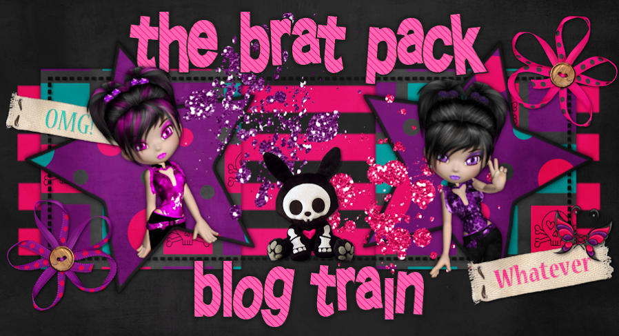 The Brat Pack Blog Train