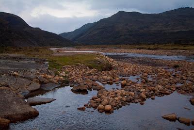 Río Frío, rumbo al Orinoco. Foto: Jorge Bela