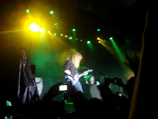 Dave Mustaine Riviera Madrid