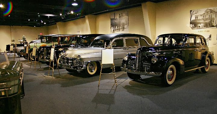 Just a car guy there is a national museum of funeral for Rolls royce motor cars houston
