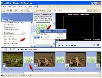 Cara Membuat Foto Menjadi Video Menggunakan Movie Maker