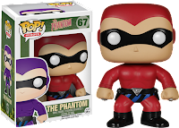 Funko Pop! Red Blue Variant