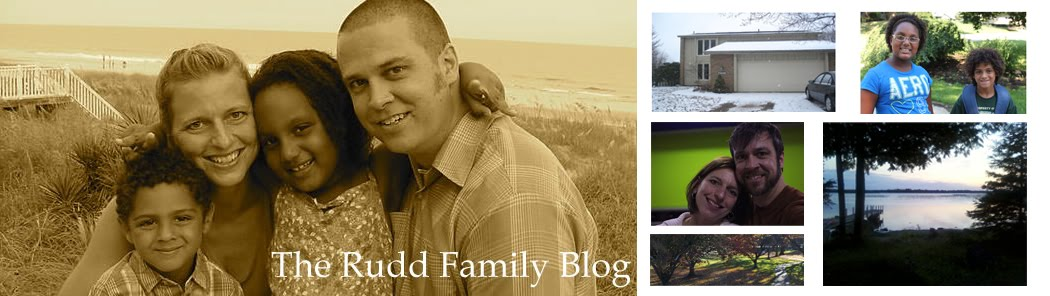 Rudd Family Blog