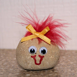 Save an Orphan Pet Rock and you will also be bringing our little ones home.