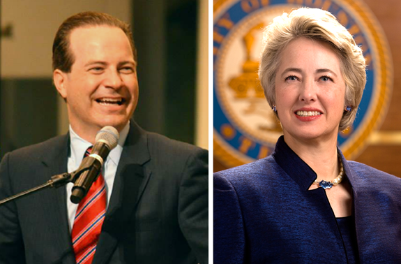 Mayor Annise Parker and Jared Woodfill Have Both Issued Statements on the  Texas Supreme Court s Ruling on the HERO Ordinance Houstonians Must Not  Allow. Houston Business Connections Magazine  Mayor Annise Parker and