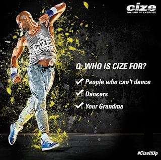 cize, cize launch, shaun t workout