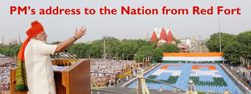 PM addresses to Nation on Independence Day