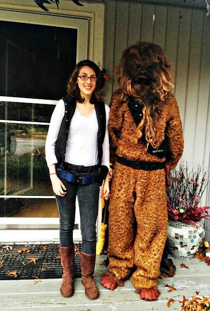 Homemade Star Wars Costume