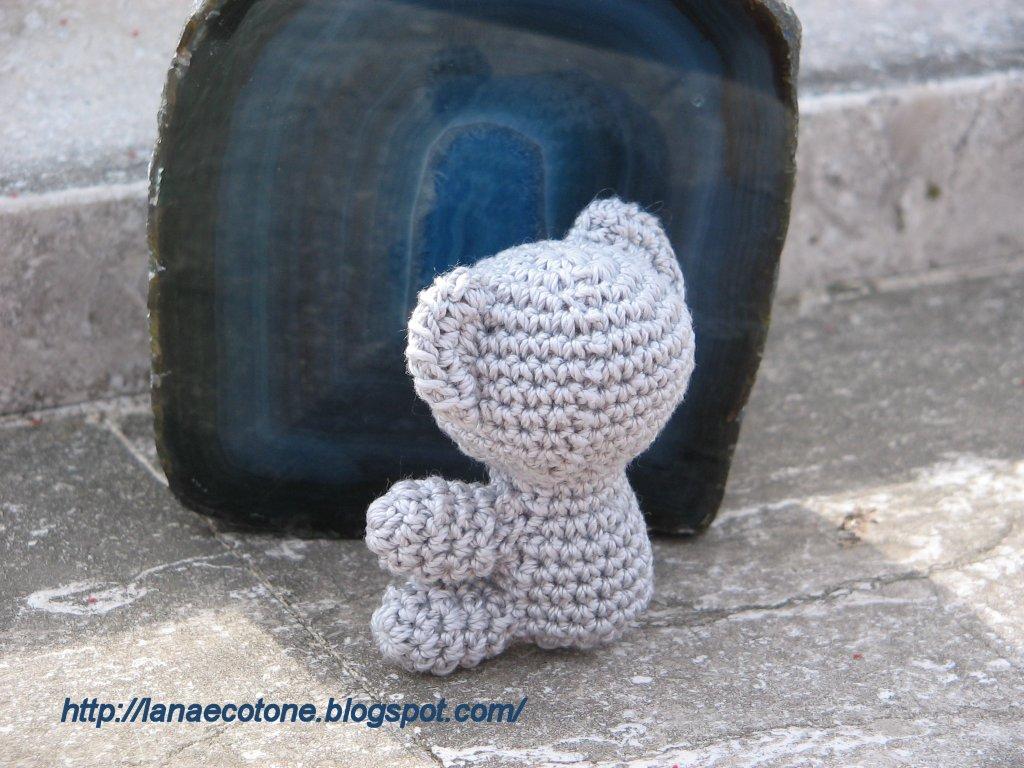 Llavero Koala Amigurumi : Pin Koala Amigurumi Tejido A Crochet O Ganchillo on Pinterest