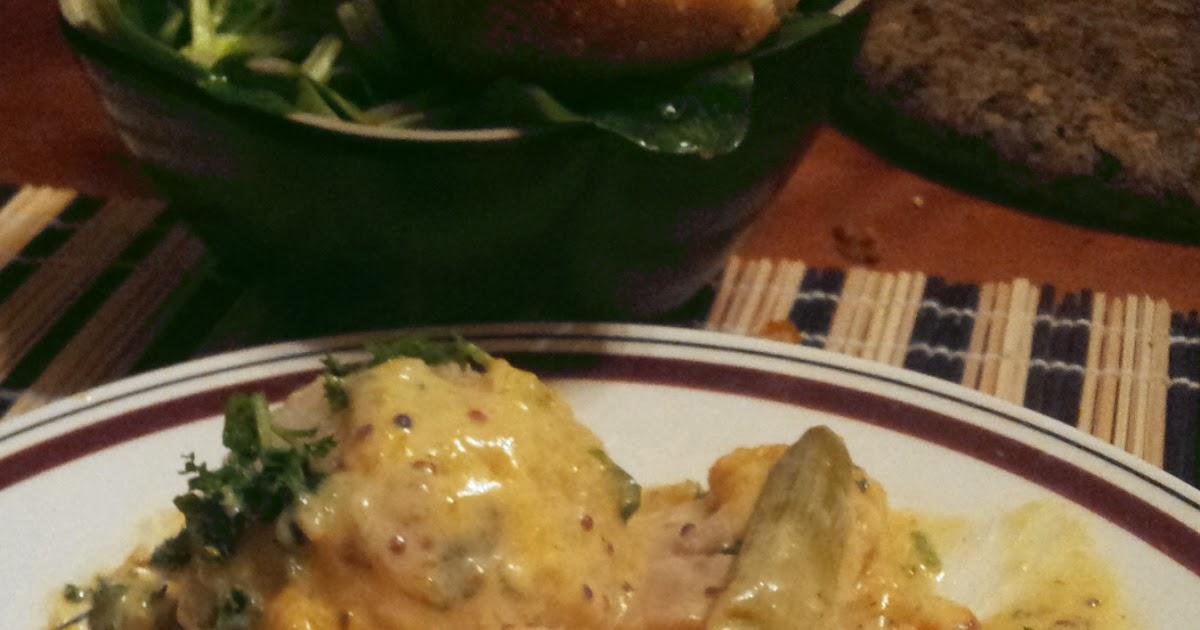 Torwen's Blog: Squash Ragout with potato-dumplings