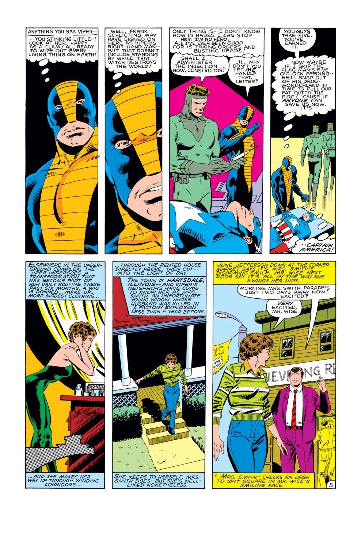 Captain America (1968) Issue #283 #199 - English 6