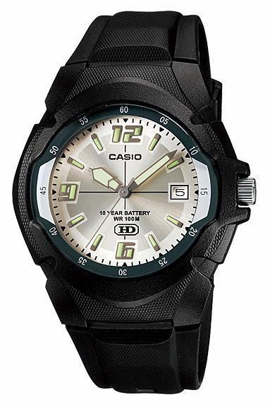 Jam Tangan Pria CASIO MW-600F-7AV