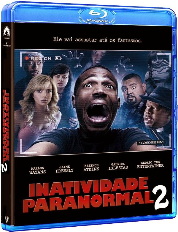 Inatividade Paranormal 2 (2014) BluRay 720p Legendado