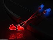 Arc and Arrows Heart