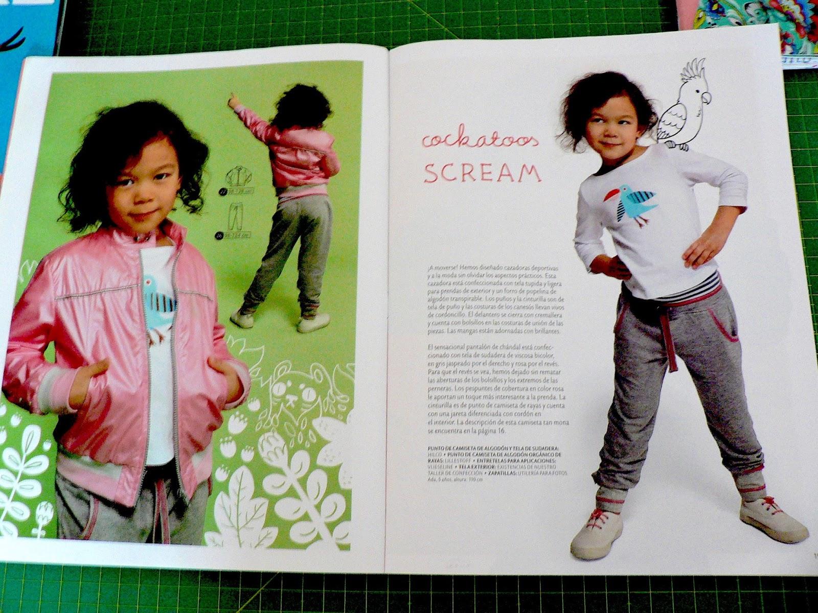 La costurera entrometida: Revistas de patrones: Ottobre Design