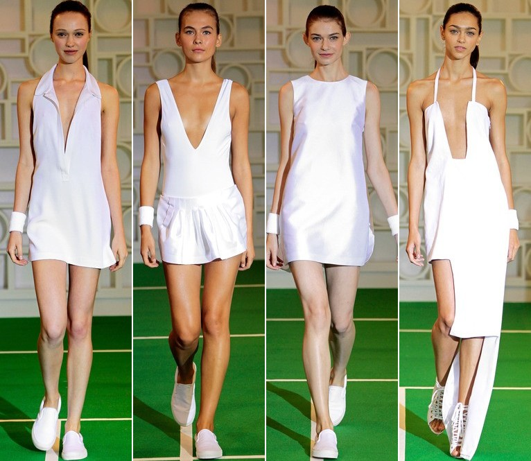 tendencia blanco moda new york
