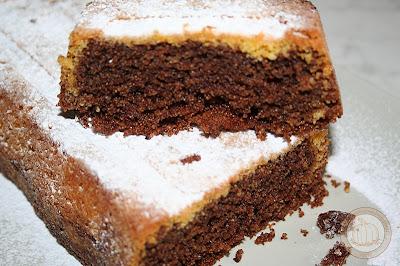 Cake Polenta Sale Tarte Reussite