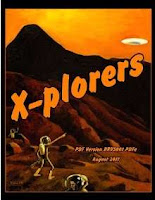 Publisher of X-plorers RPG