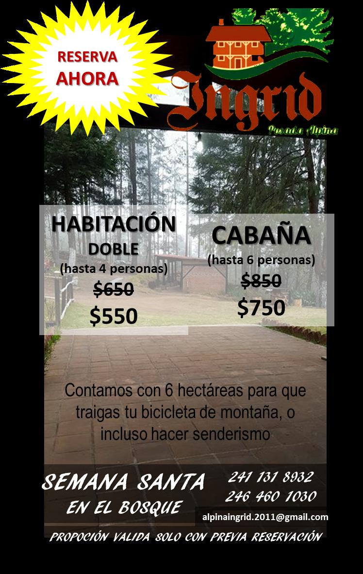Restaurante & Cabañas