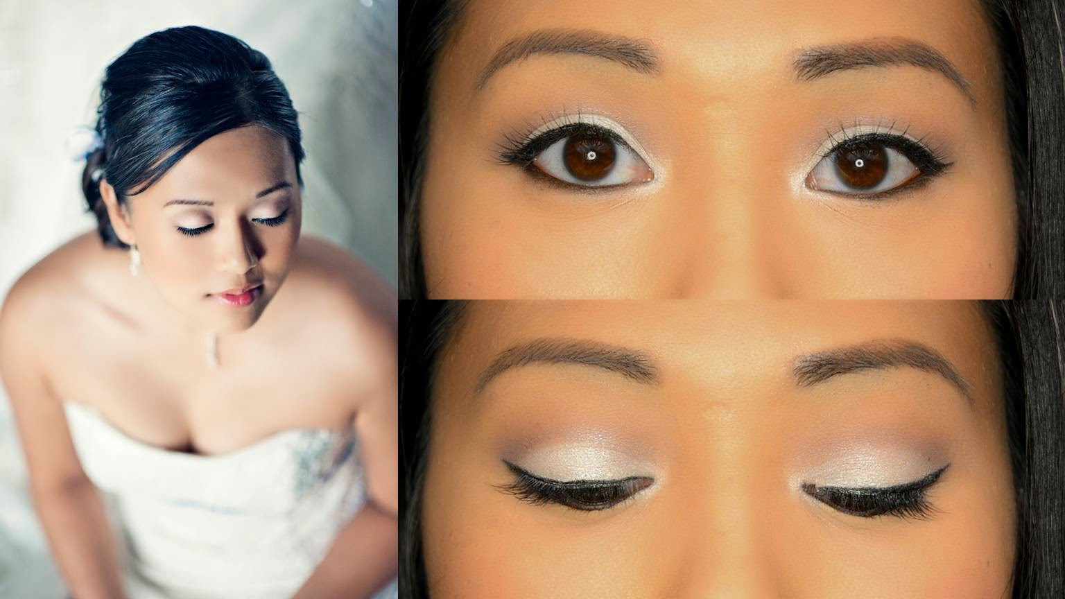 Wedding Makeup Tutorial : From Brains To Beauty: