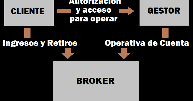 Gestion de cuentas forex
