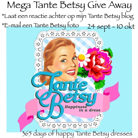 Tante Betsy give away