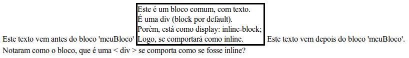 Tutorial de CSS sobre a propriedade display