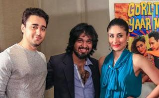 Kareena Kapoor and Imran Khan promote GTPM in Dubai