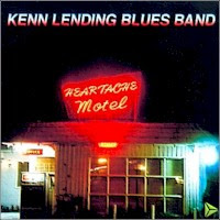 Kenn Lending Blues Band - Heartache Motel
