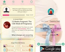 Health & Fitness App of the Week - Pregnancy Coach