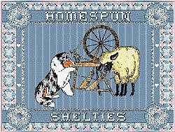 Homespun Shelties Website