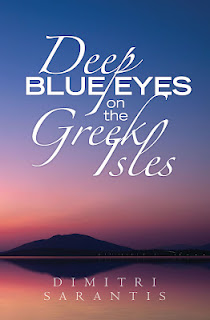 First 2 pages of DEEP BLUE EYES ON THE GREEK ISLES