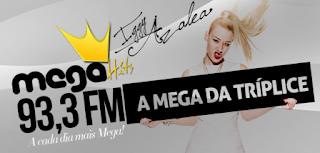 Rádio Mega Hits FM de Foz do Iguaçu PR ao vivo
