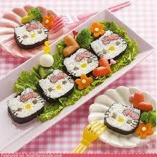 Sushi I Yummy.. Makanan Khas Jepang yang Unik dan Enak