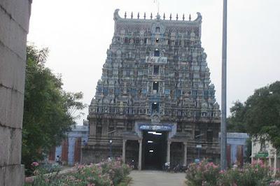 Ammainathar – Avudai Nayaki Temple