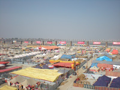 The maha experience of the maha kumbh!!