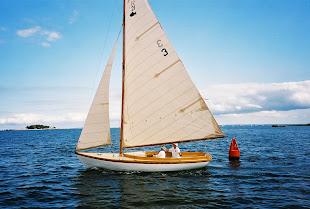John Dory under Sail